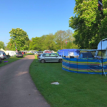 Picture of Glen Trothy Caravan and Camping Electric Grass Tent Pitch