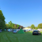 Picture of Glen Trothy Caravan and Camping Non Electric Grass Tent Pitch